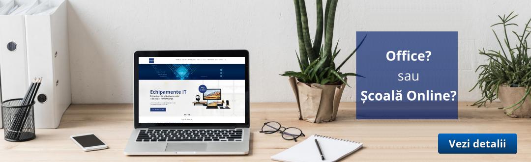 Promo Office & Scoala online