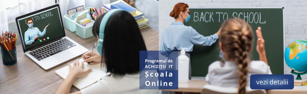 Back to school online