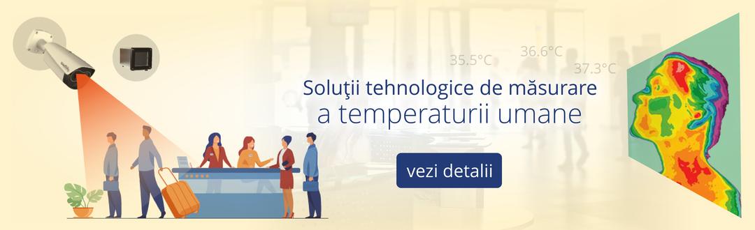Detectie temperatura - Termoscannere, Camere termoviziune
