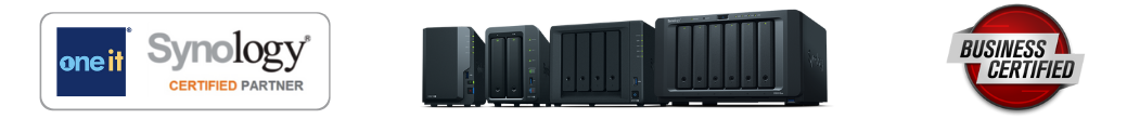 One-IT - Certified Partner Synology in Romania