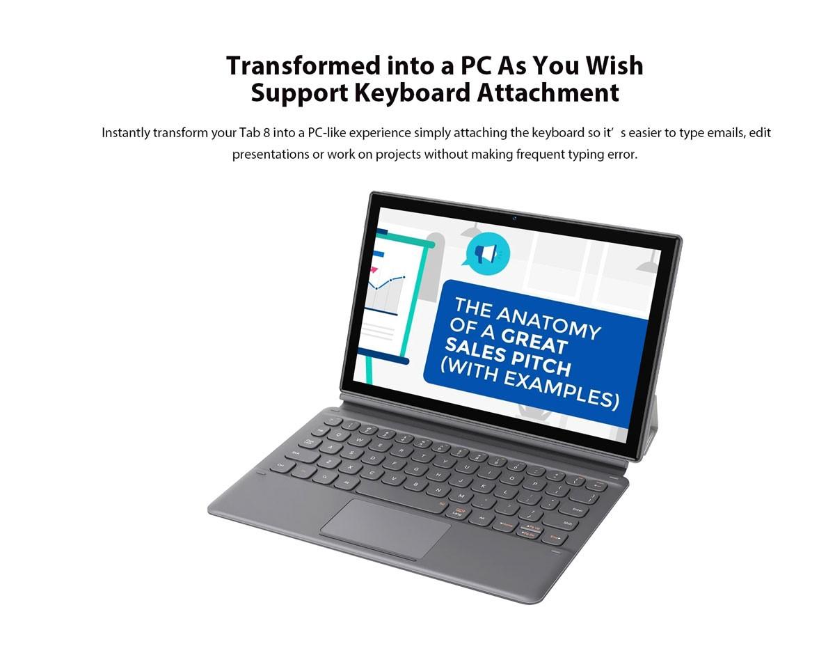 tableta cu tastatura