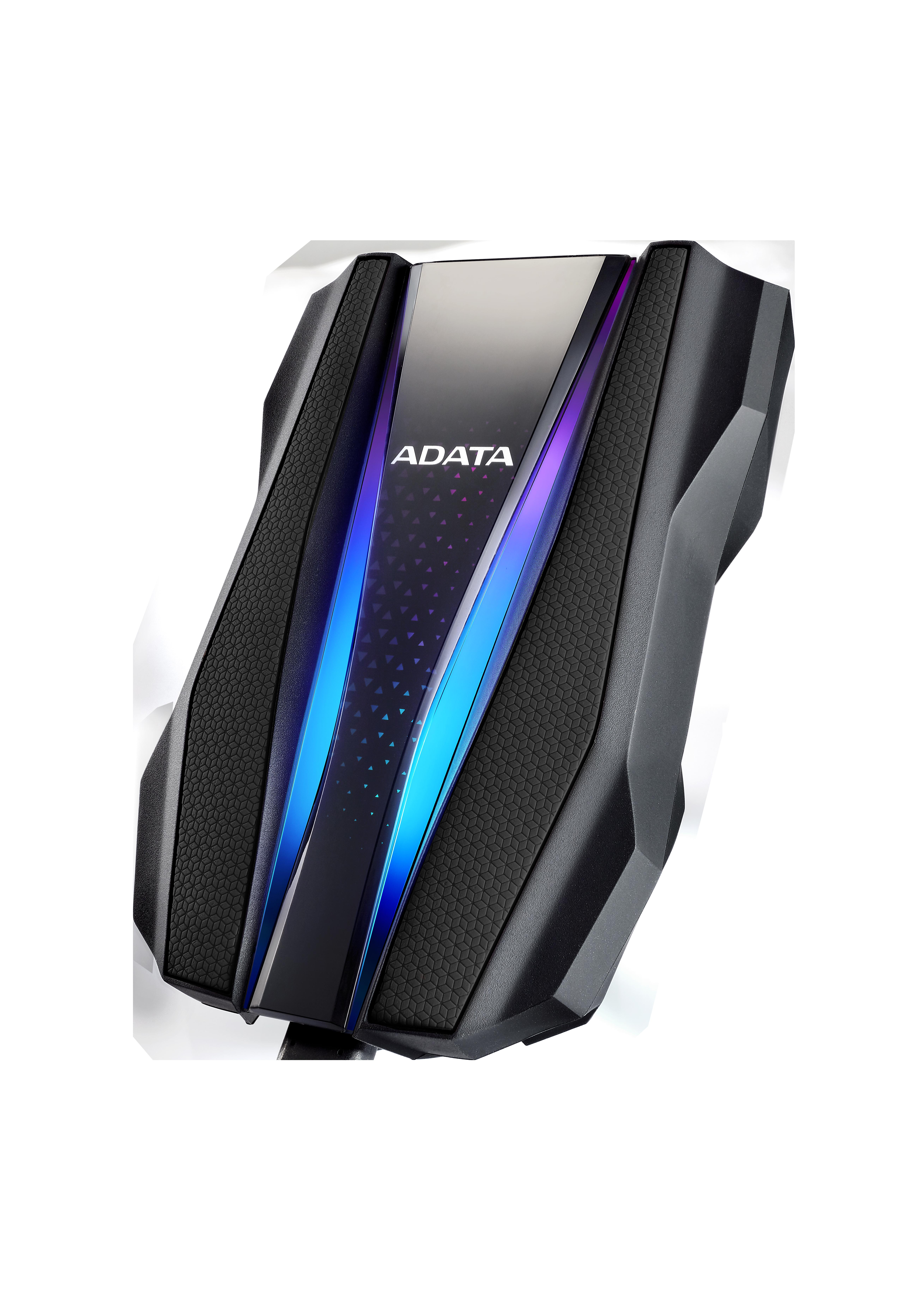 "HDD ADATA EXTERN 2.5"" USB 3.2 Gen1 1TB HD770G, iluminare RGB, Black ""AHD770G-1TU32G1-CBK"" (include TV 0.15 lei) [2]"