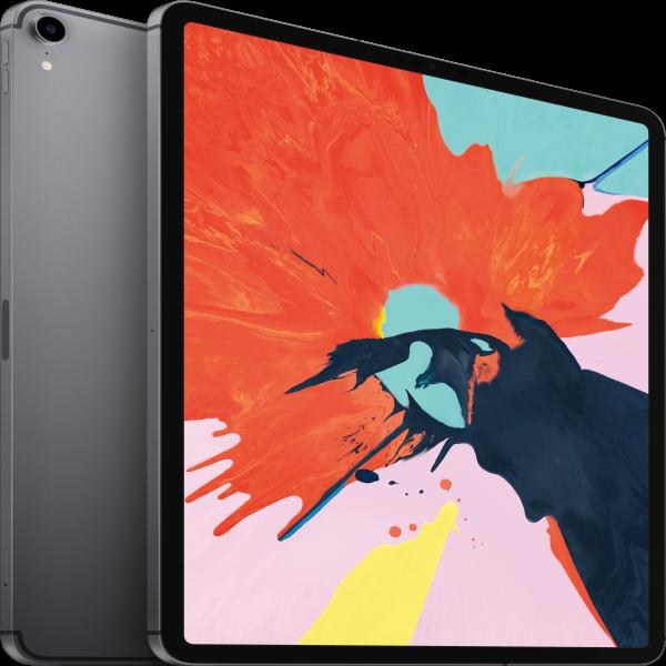 12.9-inch iPad Pro Wi-Fi + Cellular 64GB - Space Grey, Model A1895 0