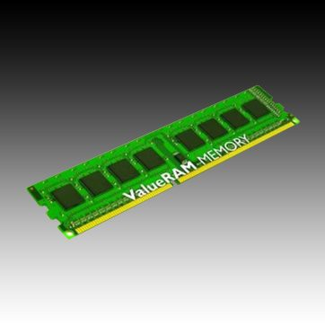 Memory Device KINGSTON ValueRAM DDR3 SDRAM Non-ECC (4GB,1600MHz(PC3-12800),Single Rank,Unbuffered) CL11, EAN: 740617207774 1