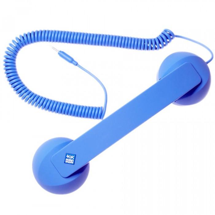 NATIVE UNION  {English}RETRO HANDSET - POP PHONE{English}{Russian}RETRO гарнитура - POP PHONE{Russian} , Blue, Retail () [3]