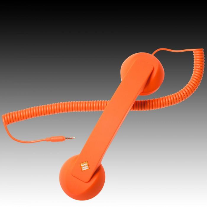NATIVE UNION RETRO HANDSET - POP PHONE, Orange, Retail [0]