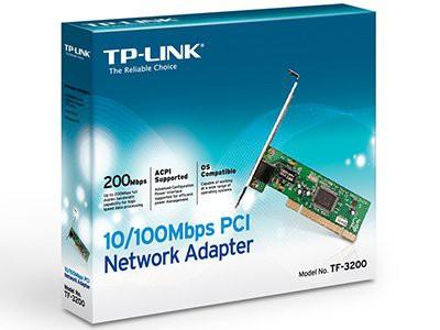 "Placa retea PCI 10/100 TP-LINK ""TF-3200"" 217 001 001/150956.1 - Lichidare stoc [1]"
