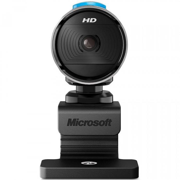 """WebCam PC Microsoft LifeCam Studio HD negru-gri """"Q2F-00018"""" ( include timbru verde 0.1 lei ) [0]"""