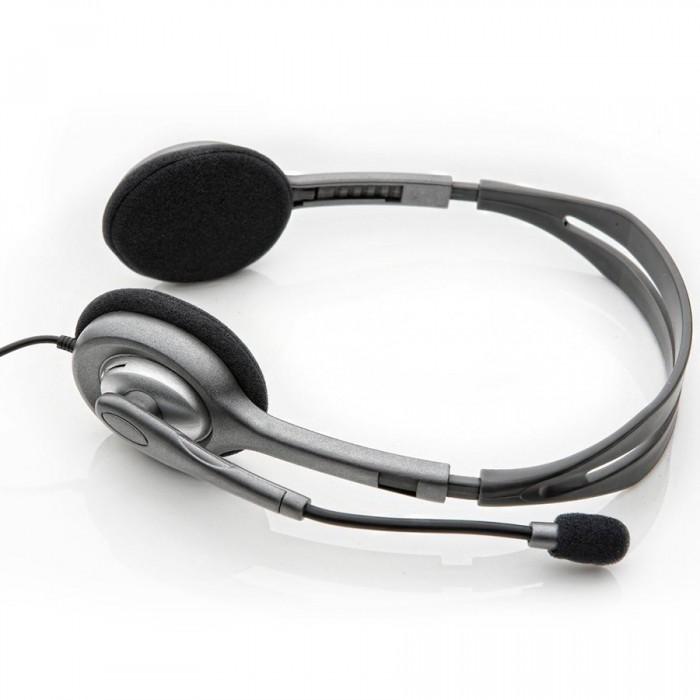 LOGITECH Stereo Headset H110 - ANALOG - EMEA 2