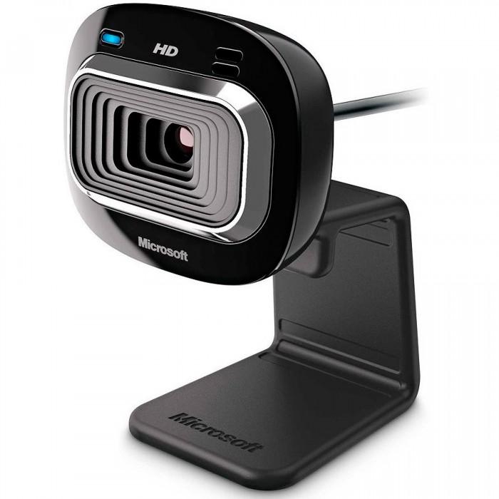 WebCam Microsoft LifeCam HD-3000, HD, USB, T3H-00012 [0]