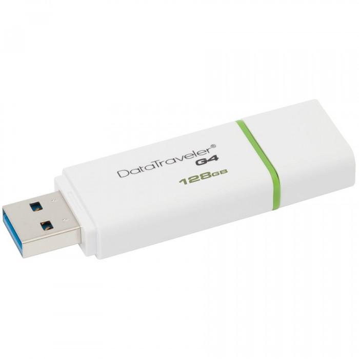 """USB3.0  128GB KINGSTON DataTraveler DTIG4  """"DTIG4/128GB"""" 1"""
