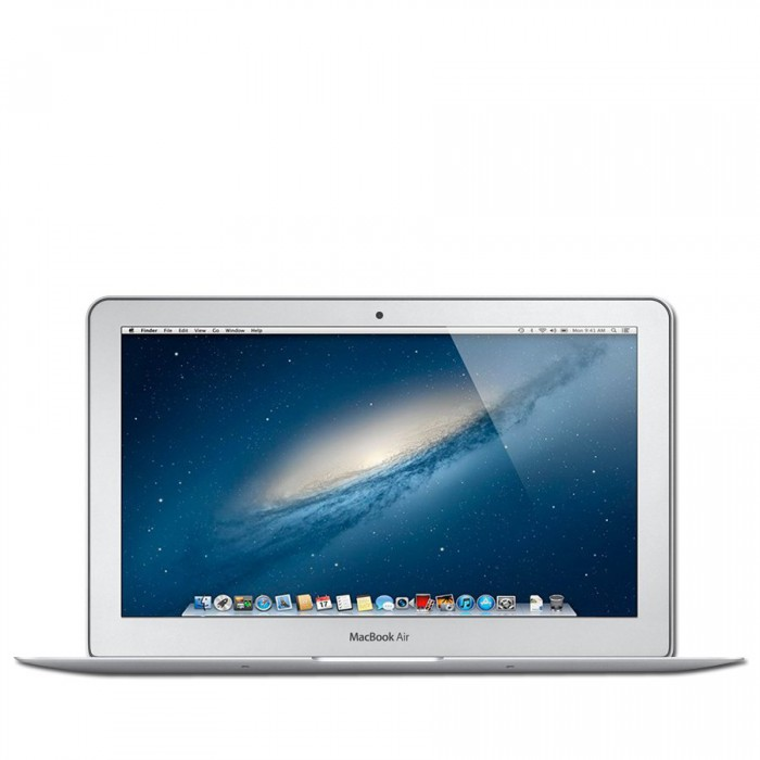 Apple MacBook Air 11-inch Model: A1465, 1.3GHz dual-core Intel Core i5 processor, Turbo Boost up to 2.6GHz, Intel HD Graphics 5000, 4GB memory, 128GB flash storage [3]