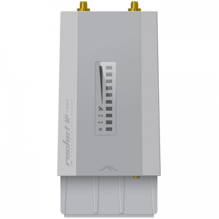 Wi-Fi Access Point UBIQUITI RocketM5 Titanium (, Gigabit Ethernet/Fast Ethernet/Ethernet, IEEE 802.11n) [0]