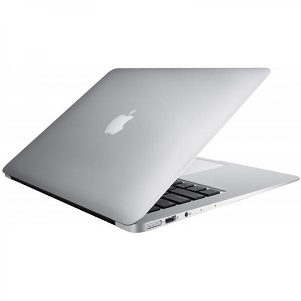 Laptop Apple 13.3'' MacBook Air 13, Broadwell i5 1.8GHz, 8GB, 128GB SSD, GMA HD 6000, Mac OS Sierra, INT keyboard, Silver 2