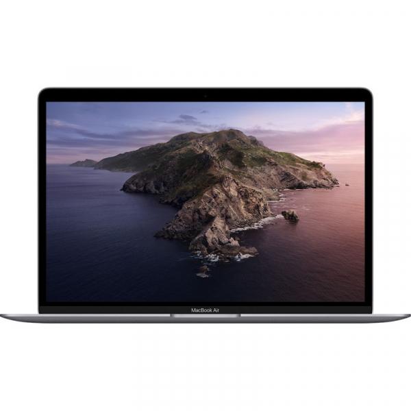 Laptop Apple 13.3'' MacBook 2020 Air 13 with Retina True Tone, Ice Lake i3 1.1GHz, 8GB DDR4X, 256GB SSD, Intel Iris Plus, macOS Catalina, Space Grey, INT keyboard 2