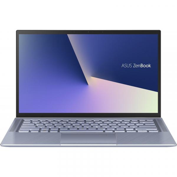 Laptop ultraportabilASUS 14'' ZenBook 14 UX431FL, Full HD, Procesor Intel® Core™ i5-10210U (6M Cache, up to 4.20 GHz), Memorie 8GB, 512GB SSD, GeForce MX250 2GB, Utopia BlueMetal, Licenta Windows 10 4