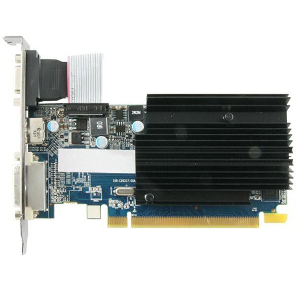 VC SAPPHIRE AMD Radeon R5 230 1G DDR3 PCI-E HDMI / DVI-D / VGA, 625MHz / 667MHz, 64-bit, 1 slot passive, LITE 0