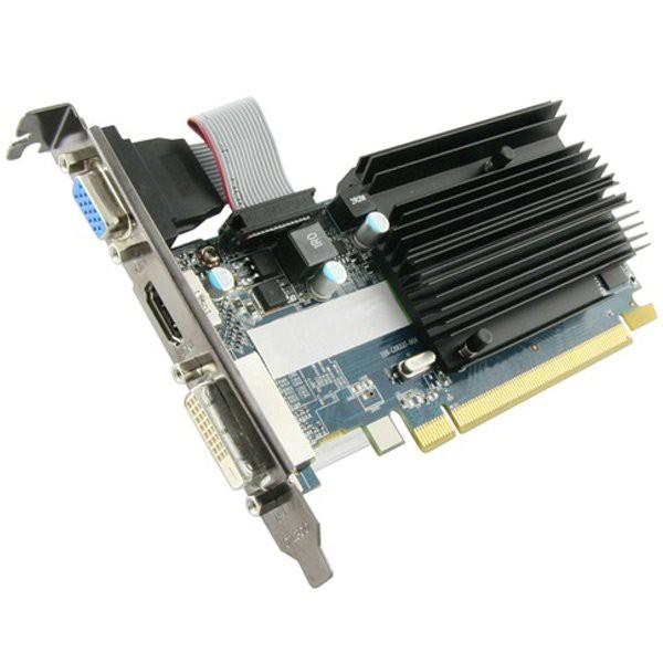 VC SAPPHIRE AMD Radeon R5 230 1G DDR3 PCI-E HDMI / DVI-D / VGA, 625MHz / 667MHz, 64-bit, 1 slot passive, LITE 2