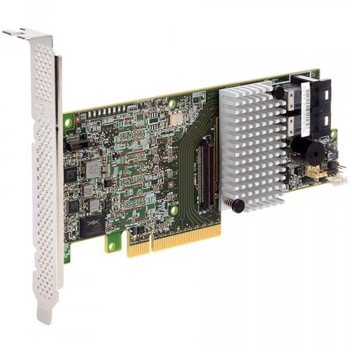 Intel RAID Controller RS3DC080, Single [0]