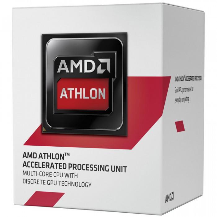 AMD CPU Kabini Athlon X4 5350 (2.05GHz,2MB,25W,AM1) box, Radeon HD 8400 0