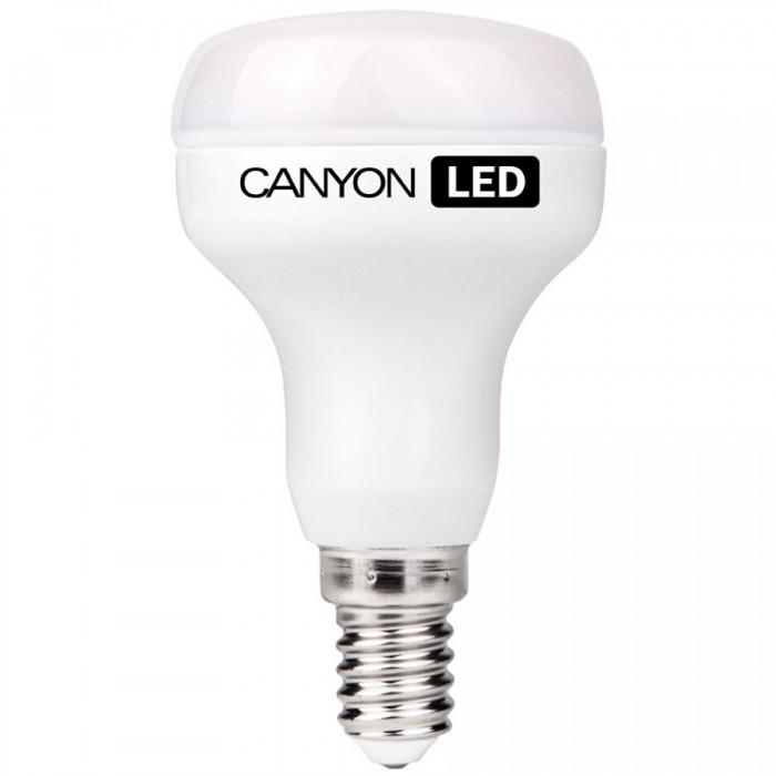 CANYON R50E14FR6W230VW LED lamp, R50 shape, E14, 6W, 220-240V, 120°, 470 lm, 2700K, Ra>80, 50000 h [0]