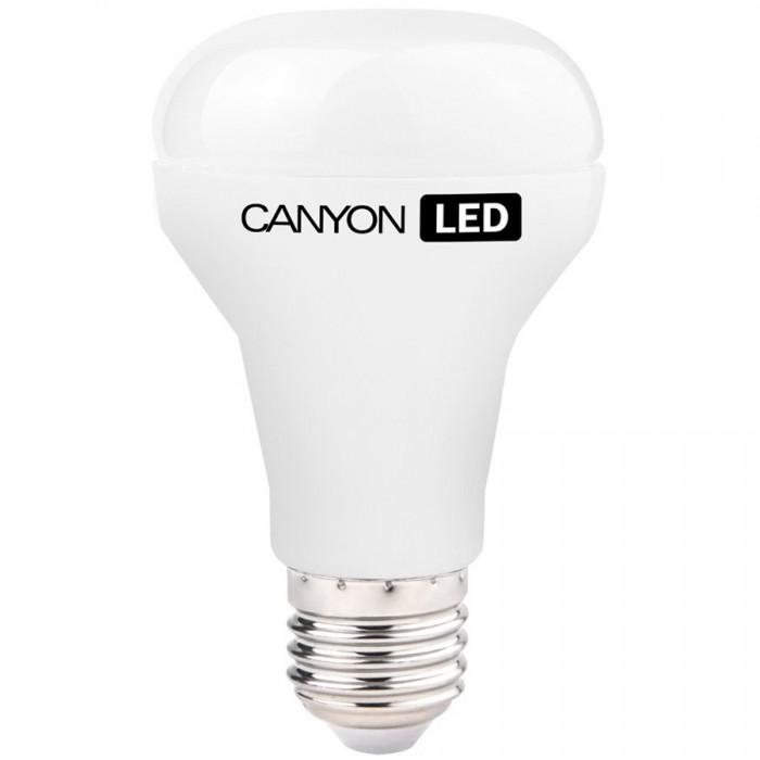 CANYON R63E27FR6W230VW LED lamp, R63 shape, E27, 6W, 220-240V, 120°, 470 lm, 2700K, Ra>80, 50000 h [0]