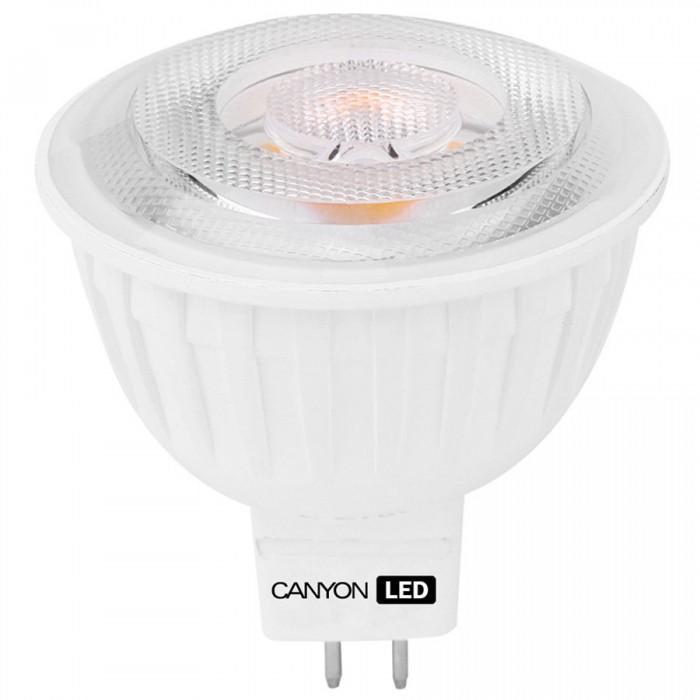 CANYON MRGU5.3/7W12VW38 LED lamp, MR shape, GU5.3, 7.5W, 12V, 38°, 540 lm, 2700K, Ra>80, 50000 h [0]