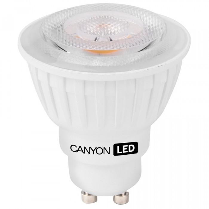 CANYON MRGU10/5W230VW38 LED lamp, MR shape, GU10, 4.8W, 220-240V, 38°, 300 lm, 2700K, Ra>80, 50000 h [0]