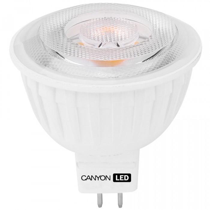 CANYON MRGU5.3/5W12VW60 LED lamp, MR shape, GU5.3, 4.8W, 12V, 60°, 300 lm, 2700K, Ra>80, 50000 h [0]