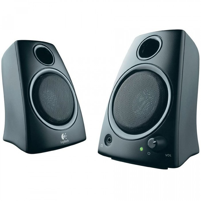 LOGITECH Speakers Z130 - BLACK - ANALOG - PLUGC - EMEA 0