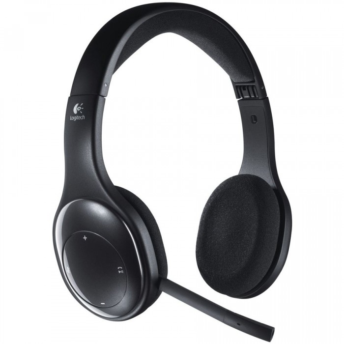 LOGITECH Bluetooth Headset H800 - EMEA 0