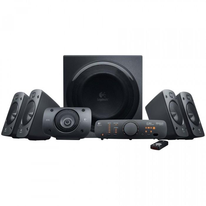 LOGITECH Surround Sound Speakers Z906 - DIGITAL - EMEA28 [0]