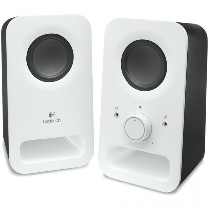 LOGITECH z150 Multimedia Speakers - SNOW WHITE - 3.5 MM - EU 0