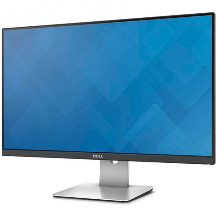 "Monitor LED DELL S-series S2715H 27"", 1920x1080, IPS, LED Backlight, 1000:1, 8 000 000:1, 178/178, 6ms, 250 cd/m2, USB 2.0, VGA, HDMI, Speakers, VESA, Black [0]"