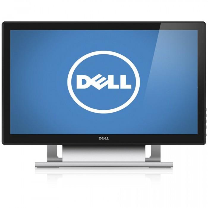 """Monitor LED DELL S2240T 21.5"""" Multi-Touch, 1920x1080, VA, LED Backlight, 3000:1, 8 000 000:1, 178/178, 2ms, 250 cd/m2, VGA, DVI-D (HDCP), HDMI, USB 2.0, Black [0]"""