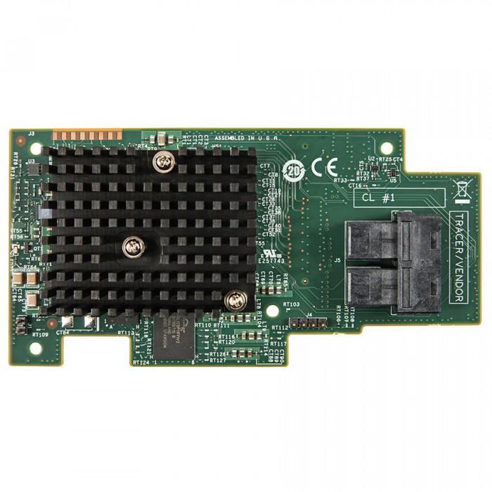 Intel Integrated RAID Module RMS3CC080, Single [0]