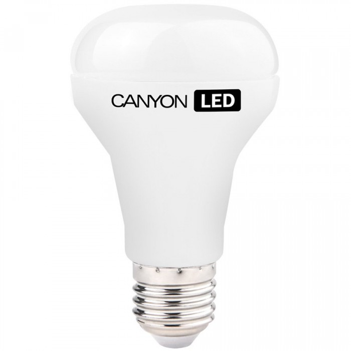 CANYON R63E27FR6W230VN LED lamp, R63 shape, E27, 6W, 220-240V, 120°, 517 lm, 4000K, Ra>80, 50000 h [0]