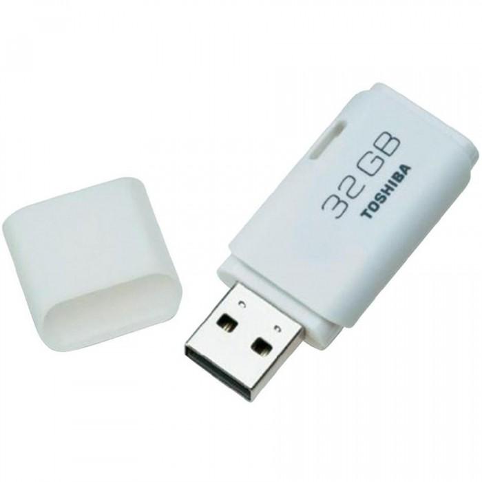 Toshiba 32GB Hayabusa USB 2.0 (white) [0]