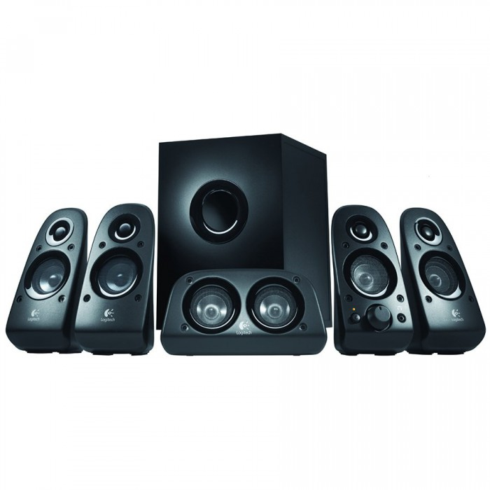 LOGITECH Surround Sound Speakers Z506 - 3.5MM STEREO - PLUGC - EMEA 0