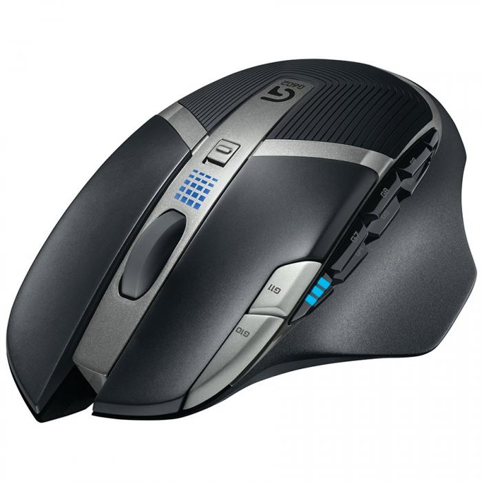 LOGITECH Wireless Gaming Mouse G602 Orient Packaging - EER2 3