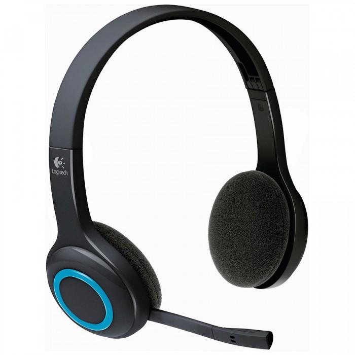 LOGITECH Wireless Headset H600 - BT - EMEA 2