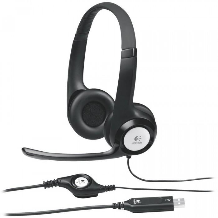 LOGITECH USB Headset H390 - USB - EMEA 1