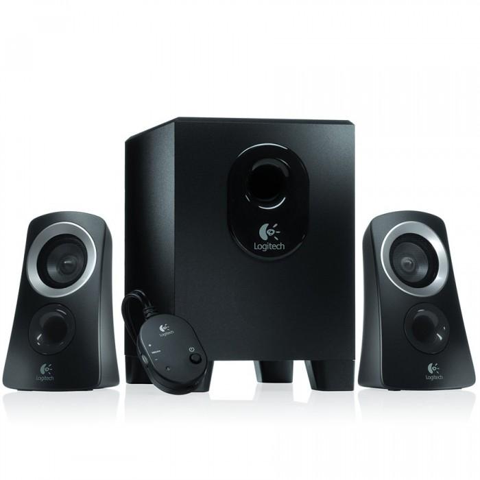 LOGITECH Speaker System Z313 - 3.5MM STEREO - EMEA [0]