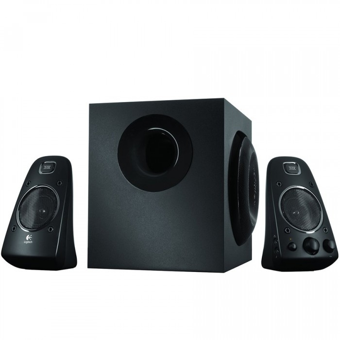 LOGITECH Speaker System Z623 - ANALOG - EMEA28 0