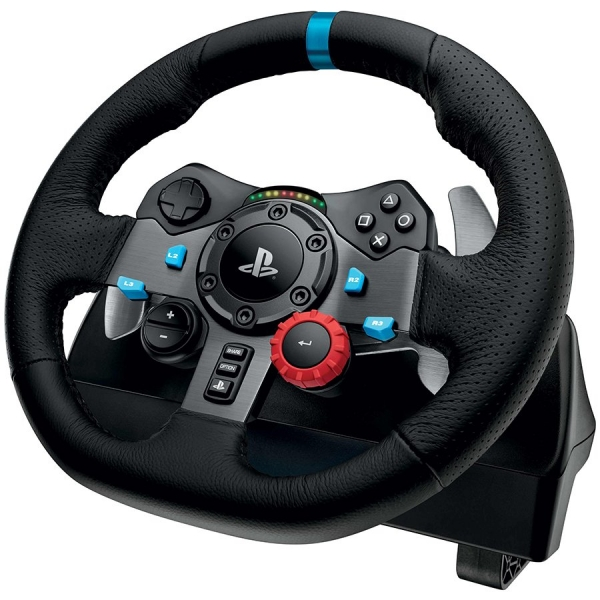"""""""LOGITECH Driving Force G29 Racing Wheel - PC and Playstation 3-4 - EMEA"""" """"941-000112"""" 0"""