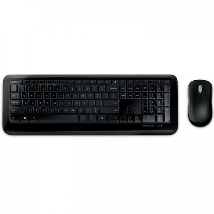 "Tastatura Microsoft Wireless Desktop 850 AES ""PY9-00015"" ( include timbru verde 0.1 lei ) [0]"