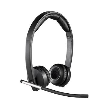LOGITECH UC Wireless Stereo USB Headset H820E - Business EMEA28 0
