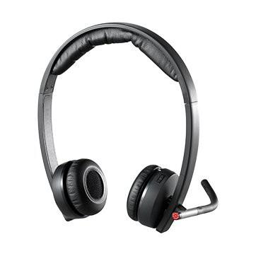 LOGITECH UC Wireless Stereo USB Headset H820E - Business EMEA28 3