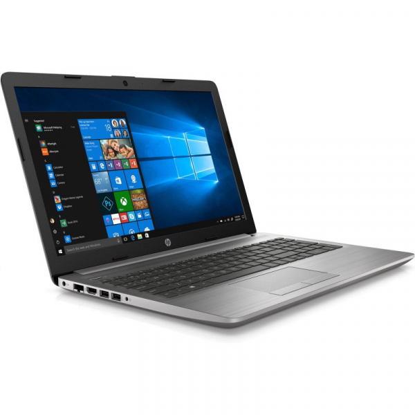 """Laptop HP 15.6"""" 250 G7, FHD, Procesor Intel® Core™ i3-1005G1 (up to 3.40 GHz), 8GB DDR4, SSD 256 GB, GMA UHD, Free DOS, Silver 1"""