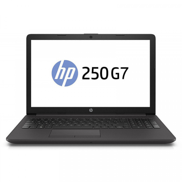 Laptop HP 250 G7, i3-1005G1 15.6 inch HD, SSD 256 GB, Memorie 8GB DDR4, Licenta Windows 10 Pro Educational, Dark Ash Silver 1